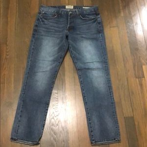 Lucky Brand limited edition Triumph Heritage jeans